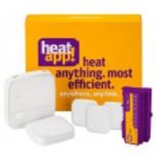 """2.) heatapp! start system """"floor"""""""